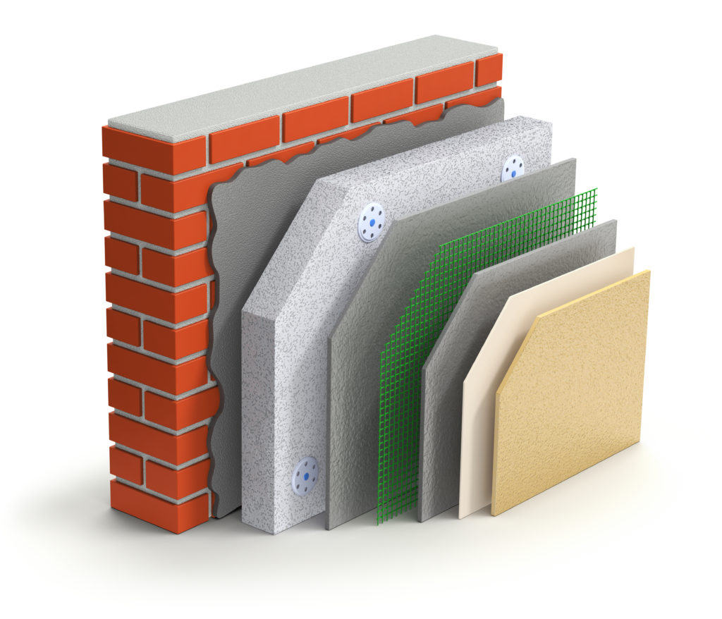 Isolamento termico alle pareti